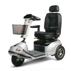 L'imperial LandCruiser 3 roues de Shoprider