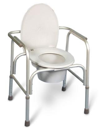 Chaise d'aisance standard